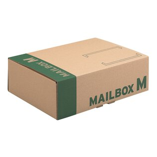 Mail-Box M 331 x 241 x 104 mm